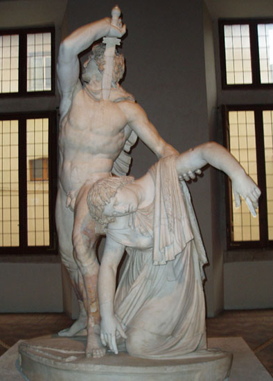 The Suicide of a Gaul (Ludovisi Gaul)